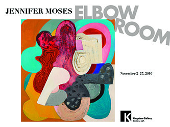 Jennifer Moses: Elbow Room
